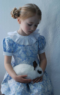 Anastasiya and  bunny_3