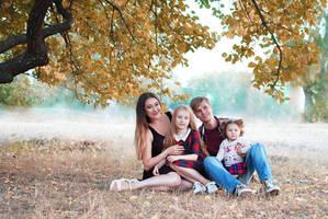 The Landa family