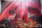 Red dragon by Ceril91