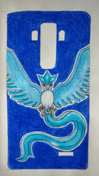 Articuno Team mystic Cover by Ceril91