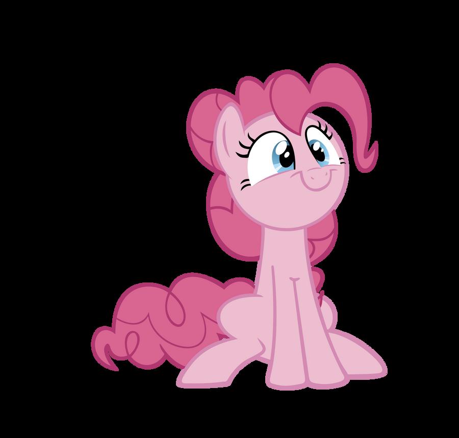 Pinkie Pie Pleased Silly by GeoNine