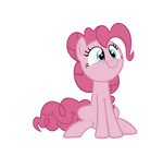 Pinkie Pie Pleased Silly