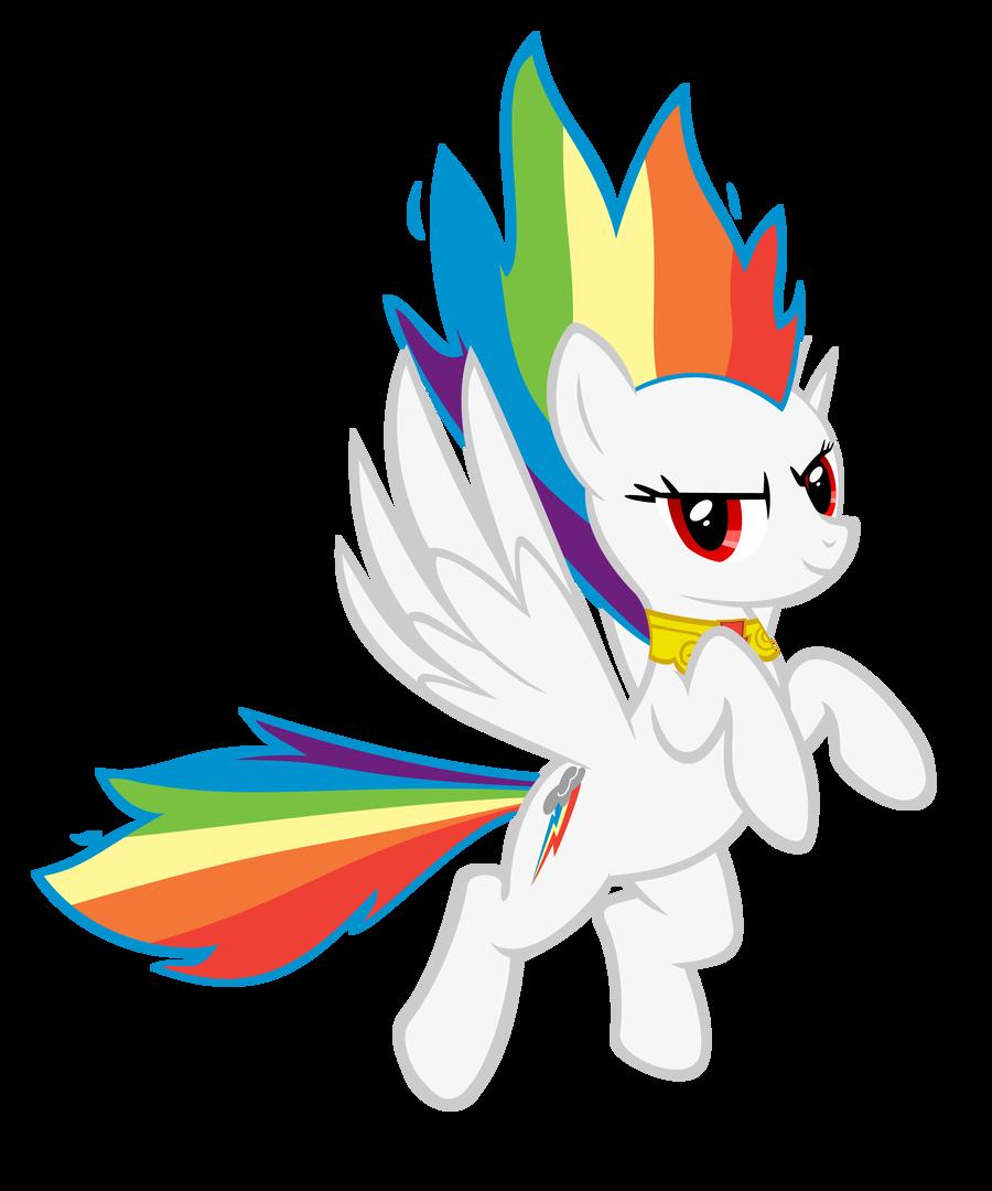 Super Rainbow Dash - Flame of Loyalty