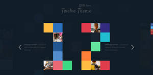 Twelve Original and Creative Responsive Template by Itembridge