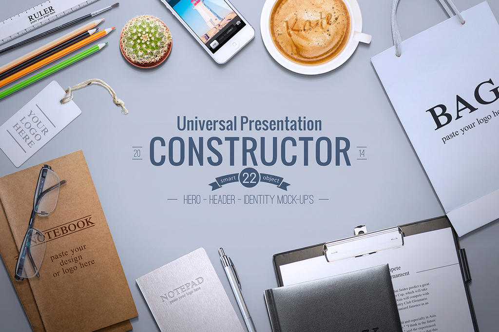 Universal Constructor by Itembridge