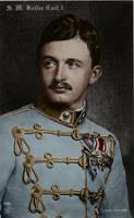 Karl I of Austria by olgasha