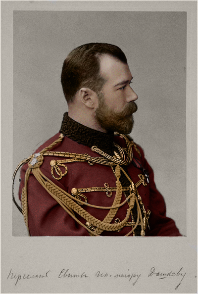 asses the reasons why tsar nicholas Yurovsky's account of nicholas was carrying alexei only in the forest did i finally discover the reason why it had been so hard to kill the daughters and.