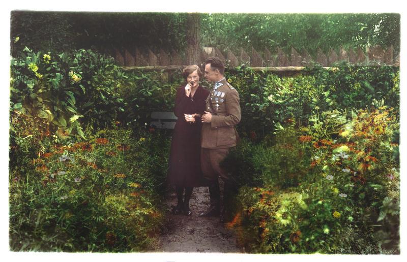 In The Garden by olgasha