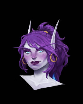 Another void elf commission
