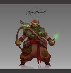 Rogue alchemist