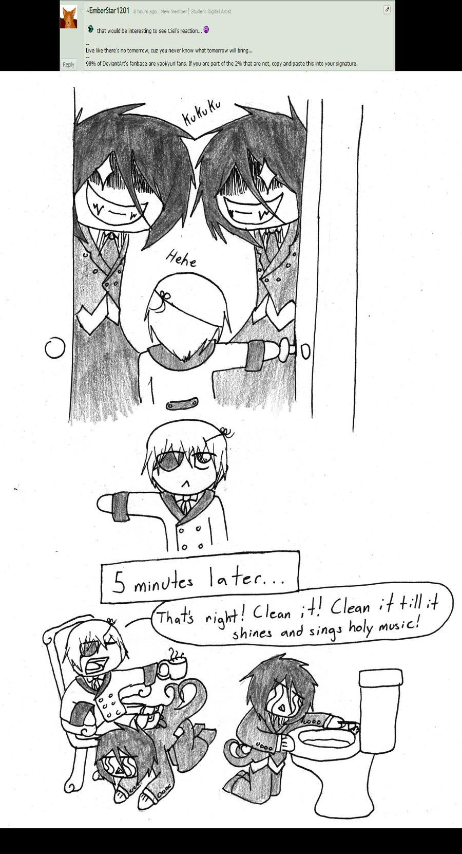 Sebastian Question 33 by NobleTanu