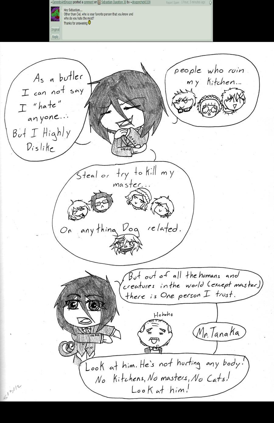 Sebastian Question 36 by NobleTanu