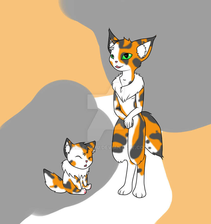 Patches (Catsune) by NobleTanu