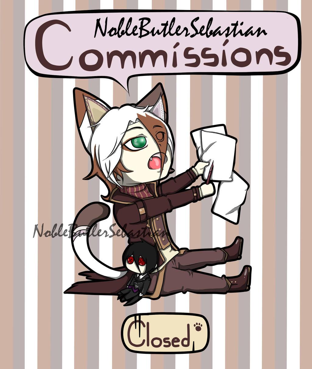 Commissions- Tanu by NobleTanu