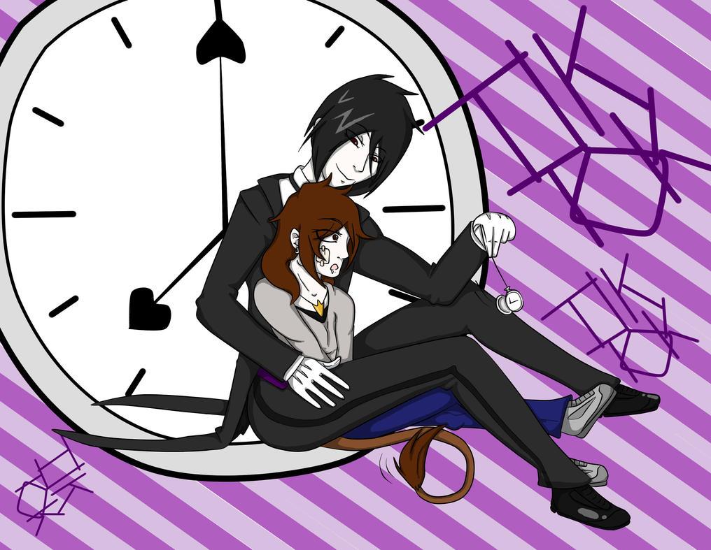 Commission: Sebastian Hypnotizing by NobleTanu