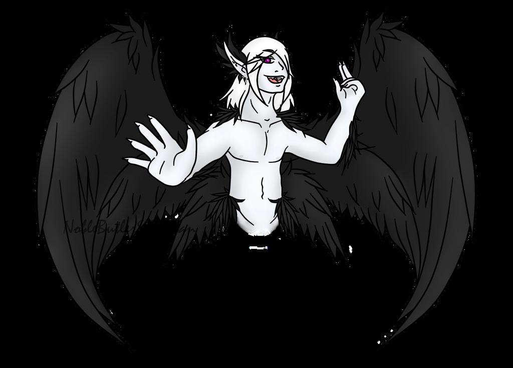 Lucifer's Prey by NobleTanu