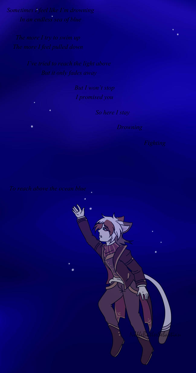 (Vent Art) Drowning by NobleTanu