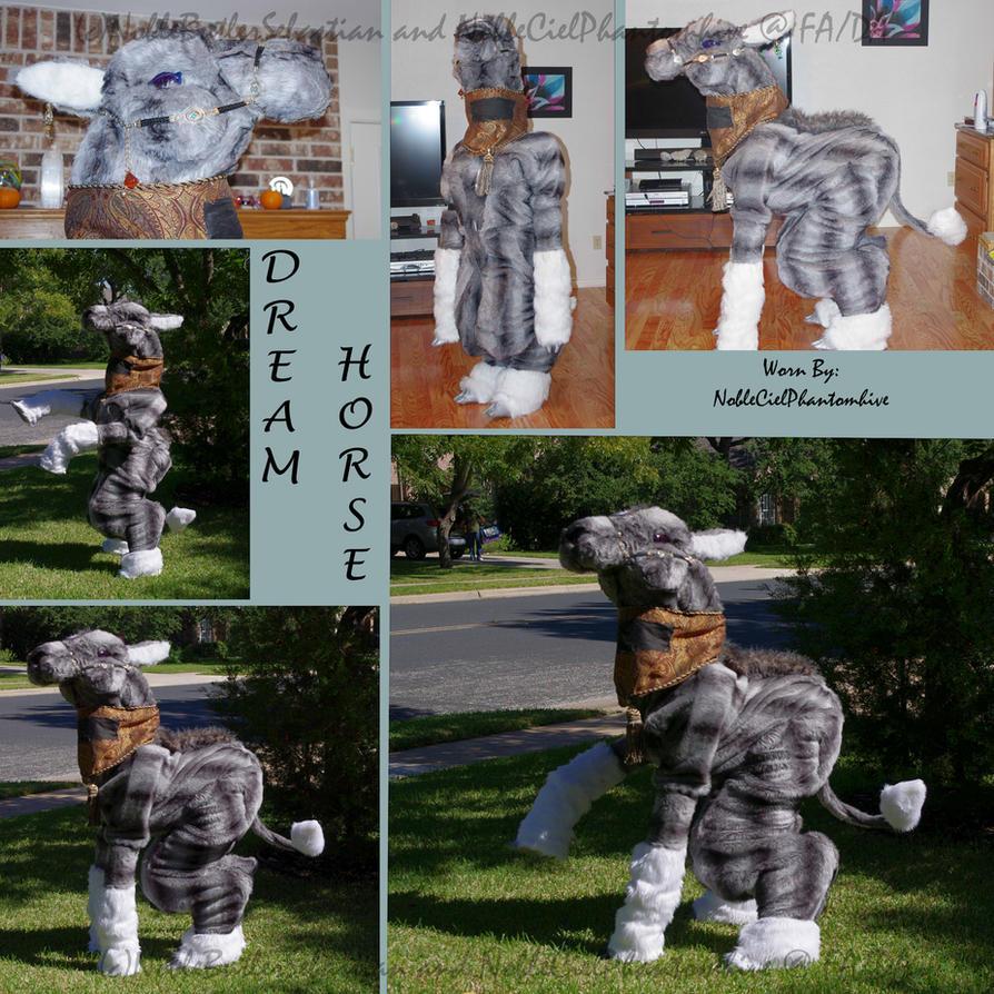 Quad Suit Dream Horse By Nobletanu