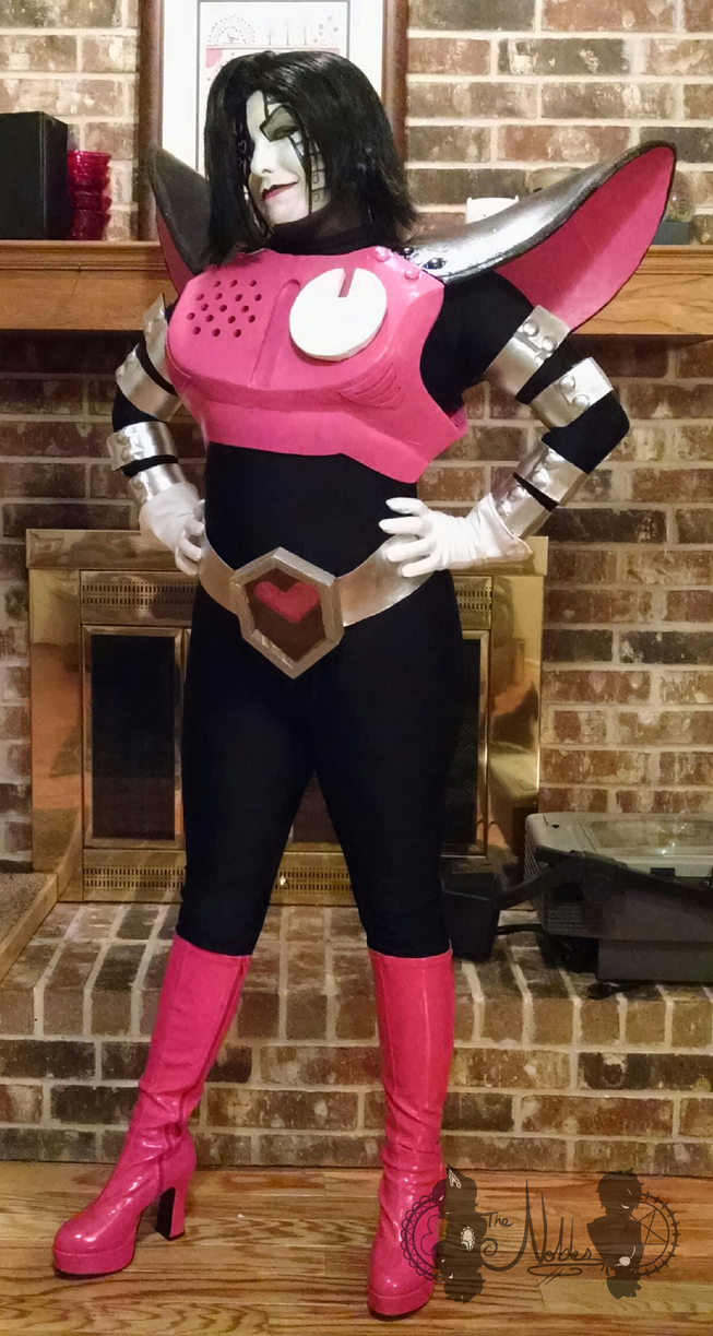 [Cosplay] Mettaton EX from Undertale :2016: by NobleTanu