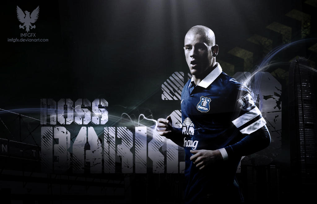 Ross Barkley Everton By ImfGFX On DeviantArt