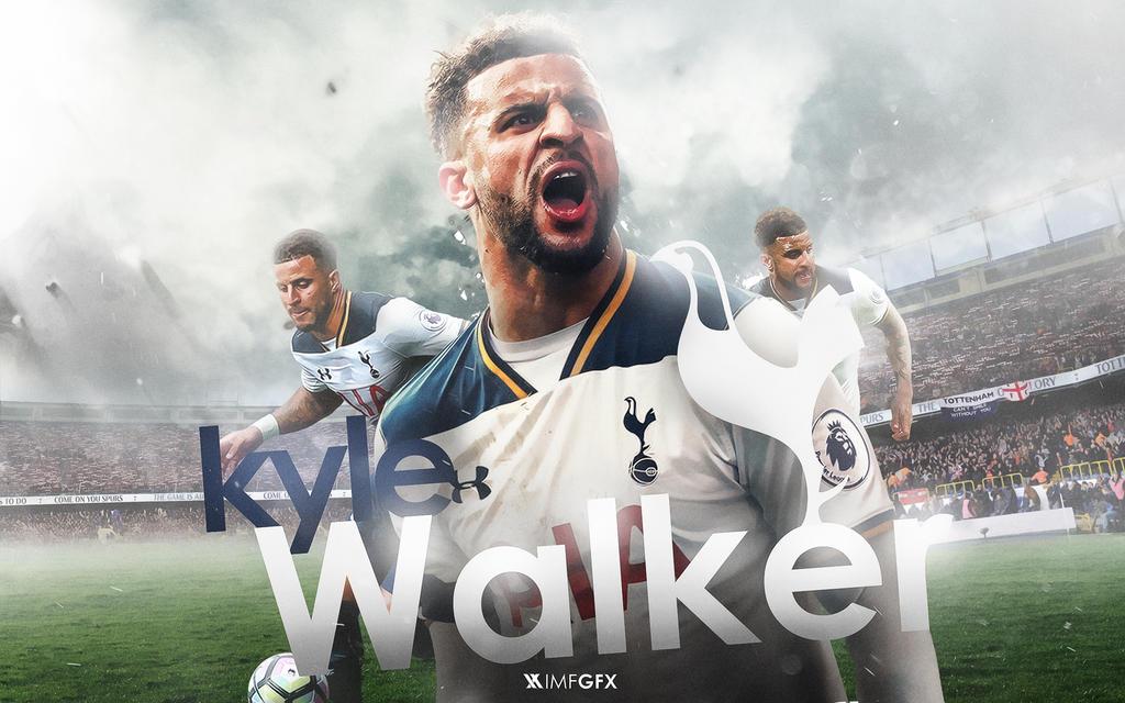 Tottenham Hotspur 2017 Wallpaper By ImfGFX