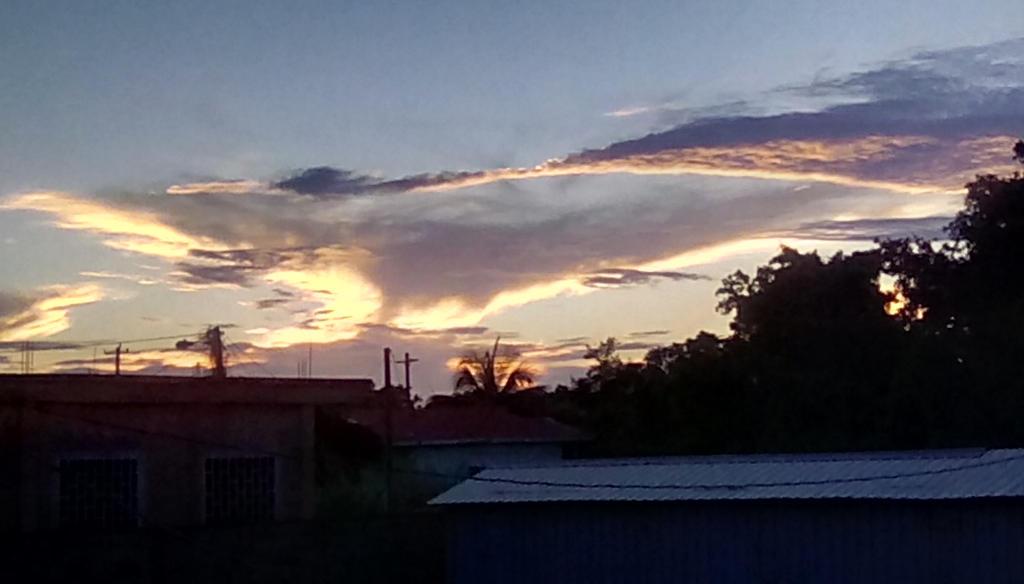 October Sunset 2 Belize City, Belize CA by Animeblu