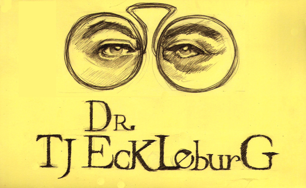 The eyes of tj eckleburg