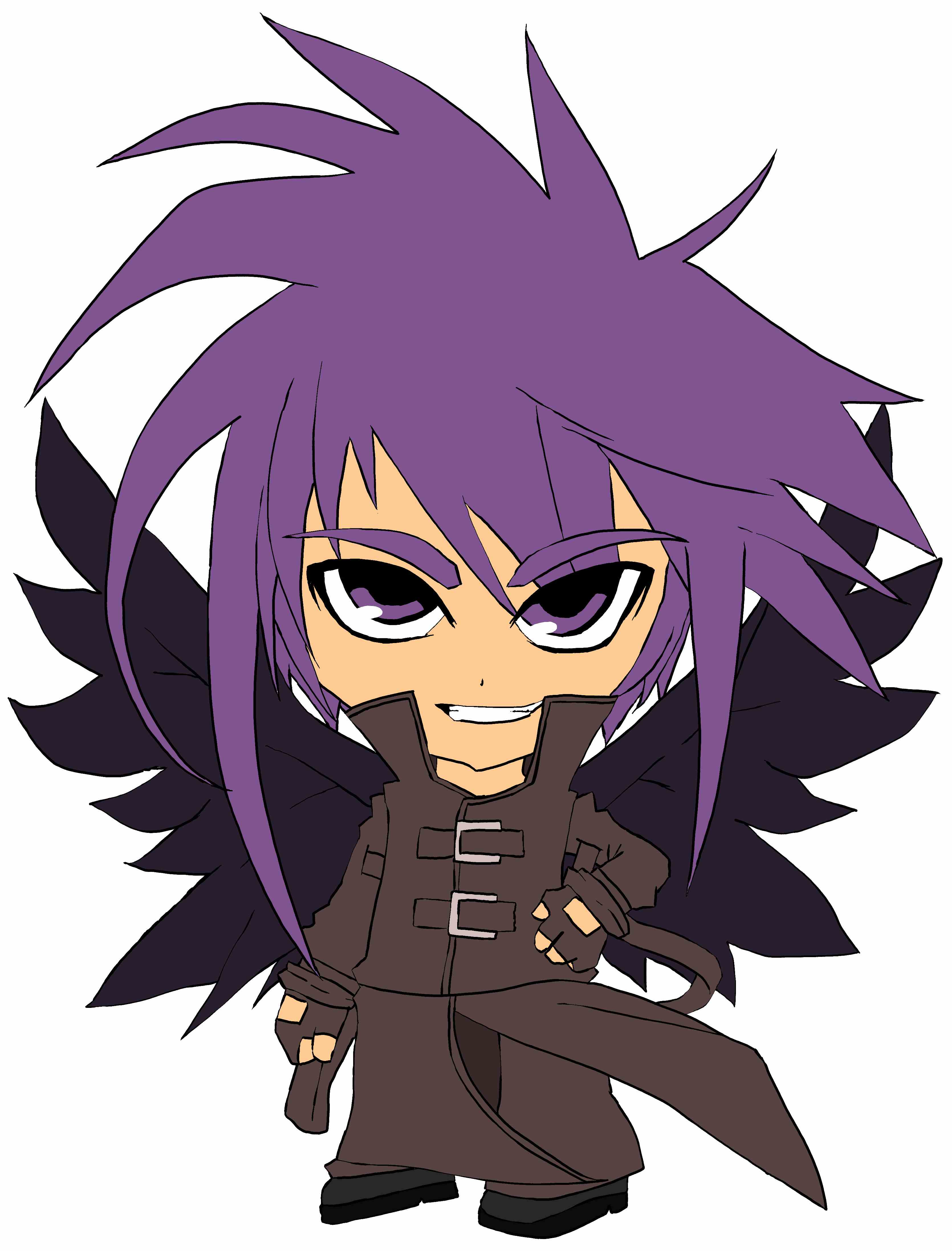 chibi dark mousy anime deviantart drawings