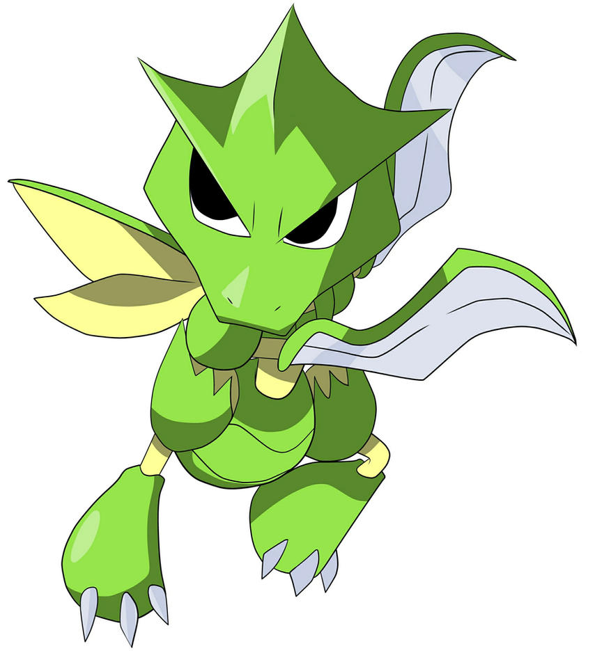 scyther 2 pokemon - photo #28