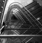 Iphoneshot: Staircasereflections