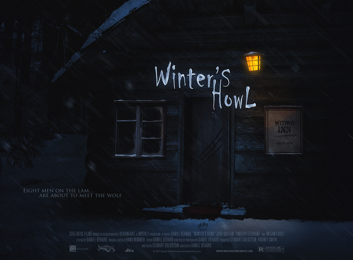 Winter's Howl by neverdying