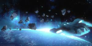 Cruising Through Space