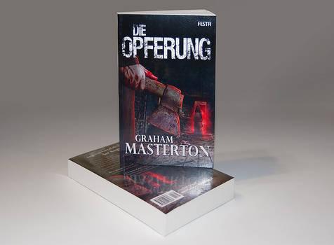 Book cover - Die Opferung
