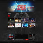 New web site - portfolio