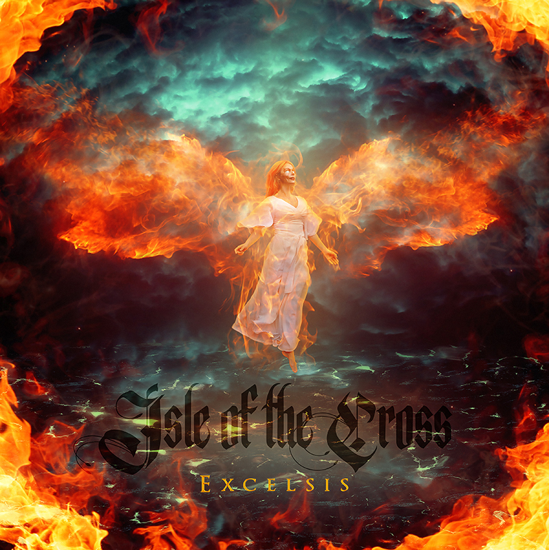 Isle of the Cross - Excelsis by neverdying
