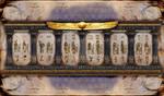 Egyptian Oracle Board - 12 Hou