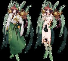 [C] Custom outfit/ CS Chanda for yamyam