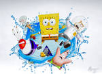 The SpongeBob Movie: Sponge Out of Water Drawing