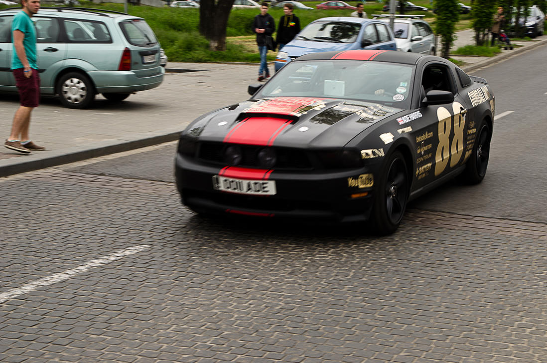 gumball 3000 ford mustang shelby by blqs on deviantart