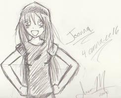 Joanna for Anna-le16 by Mr-Alf