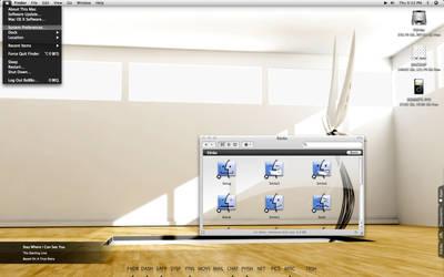 August Desk by Cyrax71