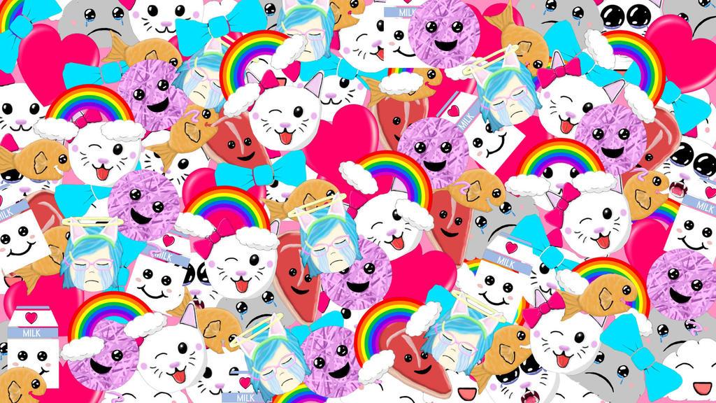 SMITE Bastet Kawaii Pop Wallpapers By MrNokya