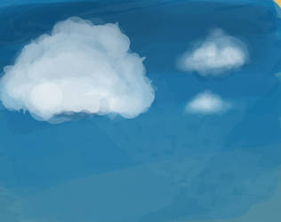 Clouds by Milo-livell