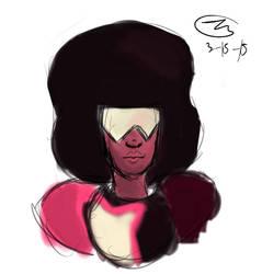 Garent Sketch by Milo-livell