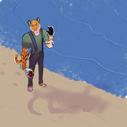 Tiggyboy by Milo-livell