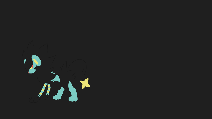Luxray Wallpaper By Mute Owl
