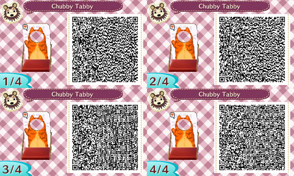 Animal Crossing New Leaf - QR Code