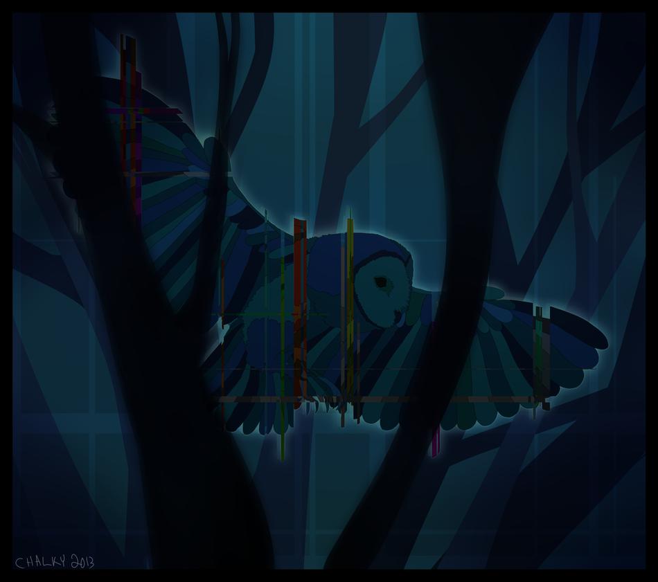 Nightowl by mute-owl