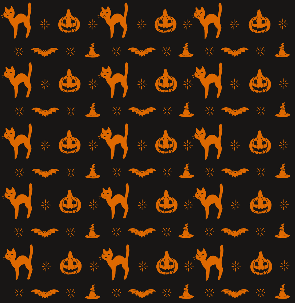 Halloween Pattern by mute-owl on DeviantArt
