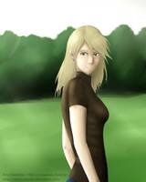 Pretty Riza for AmestrianDog by Werehorse89